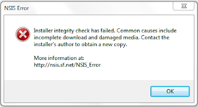 Cara Mengatasi NSIS Error di Windows