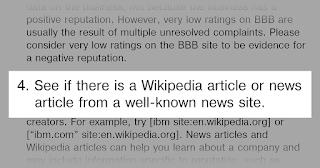 Panduan Google di situs otoritas Dan wikipedia