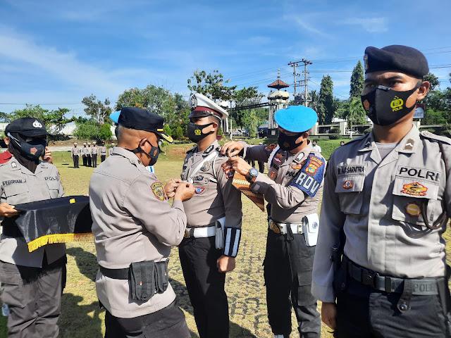 Polres Lampung Utara Adakan Operasi Pasukan Nusa II 2021