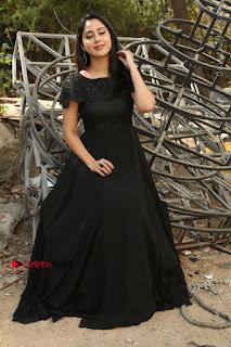 Actress Miya George Latest Po Gallery in Black Gown  0274.JPG