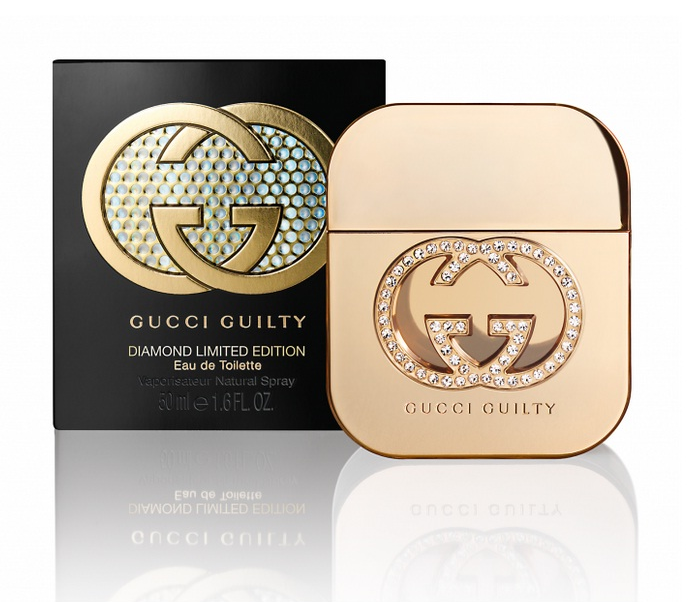 98ff89deb **New** Gucci Guilty Diamond Limited Edition Eau De Toilette Spray For Her  ~ Full Size Retail Packaging