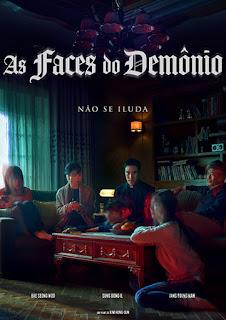 As Faces do Demônio - BDRip Dual Áudio