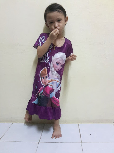 TERIMA KASIH BINTANG FASHION UNTUK BAJET SHOPPING RM500