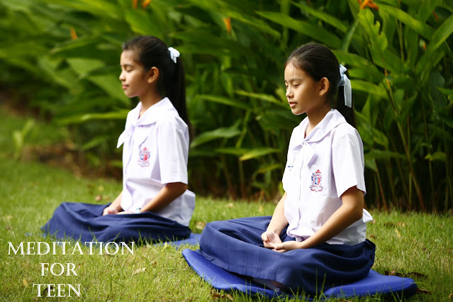 Meditation For Teens
