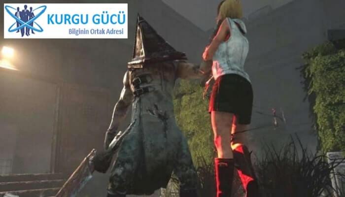 Film Olan Oyunlar Listemizde 8 Harika Oyun - Silent Hill - Kurgu Gücü