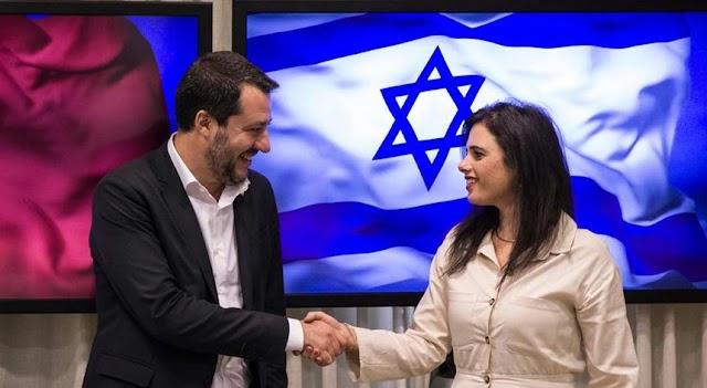 Ayelet Shaked quer agora o lugar de Netanyahu