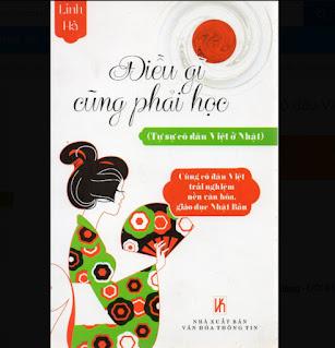 Điều gì cũng phải học (Tự sự cô dâu Việt ở Nhật) ebook PDF-EPUB-AWZ3-PRC-MOBI