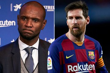 """I Don't Know Why He Said That"" - Barca Star Lionel Messi Reopens His Row With Eric Abidal"