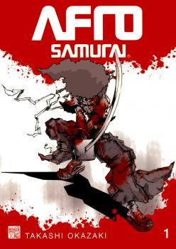 Afro Samurai Manga