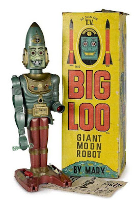 Big Loo - Giant Moon Robot