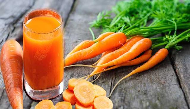 bukan saja kuliner yang baik untuk kelinci tetapi wortel yaitu salah satu cemilan paling 10 MANFAAT MENGKONSUMSI WORTEL SETIAP HARI