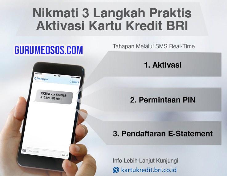 4 Cara Aktivasi Kartu Kredit Bri 2021 Keuangan Dan Perbankan
