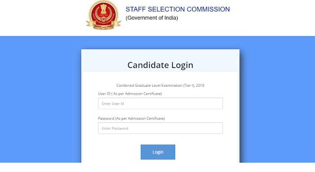 Sub-Inspectors in Delhi Police, CAPFs and Assistant Sub-Inspectors in CISF Examination 2019 (Paper-I)