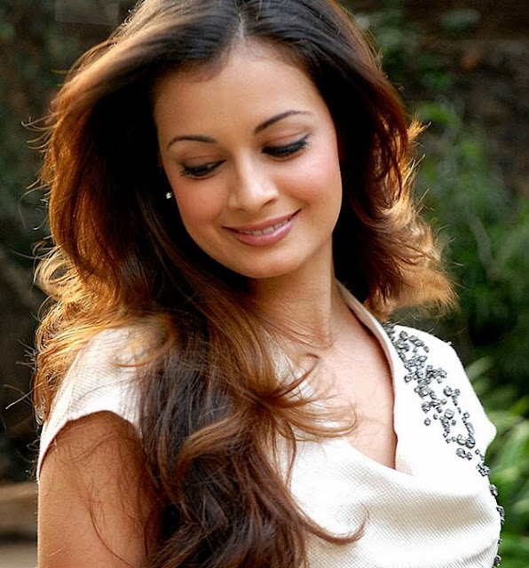 Beautiful Diya Mirza