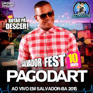 CD PAGODART 2012 BAIXAR