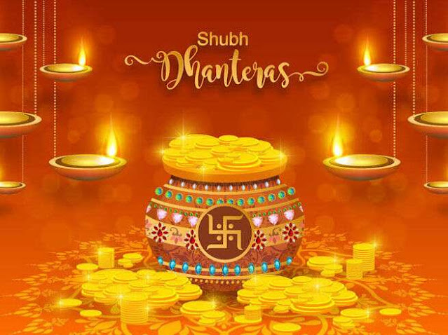 Happy Dhanteras 2020 Images with Quotes