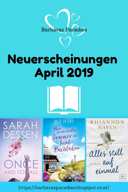 Neuerscheinungen im April 2019 #2