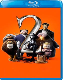 The Addams Family 2 [2021] [BD25] [Custom] [Latino]