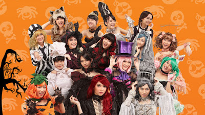 Download PV/MV JKT48 - Halloween Night