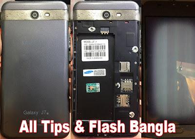 Samsung Clone J7 Flash File
