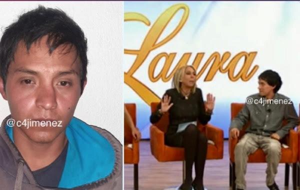 """Marco mat0 a una niña de 15 años y salió con Laura Bozzo a decir que era inocente """"Soy muy malo"""" decia"""