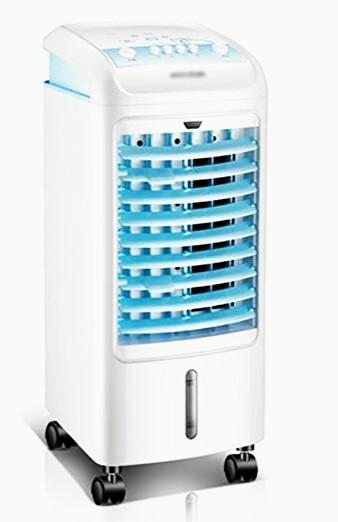 En que numero enfria mas el aire acondicionado portatil