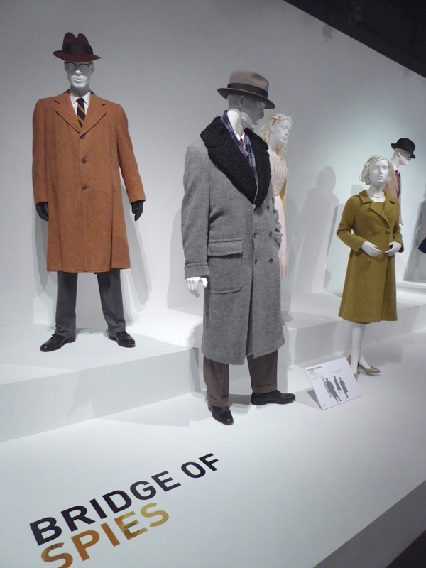 Bridge of Spies film costumes