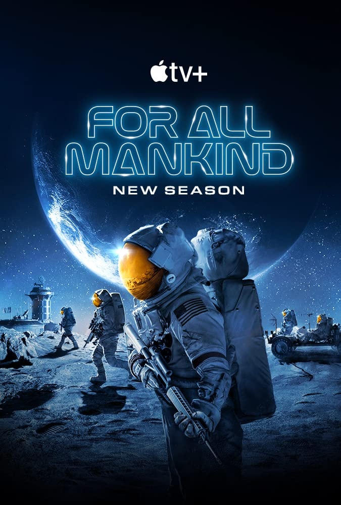 For All Mankind Season 2 poster