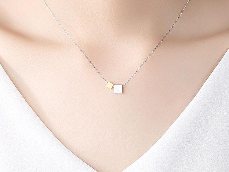 和諧美好 925純銀項鍊