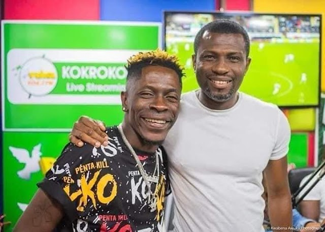 I will stop music if Okraku Mantey is appointed Deputy Minister Of Tourism - Shatta Wale