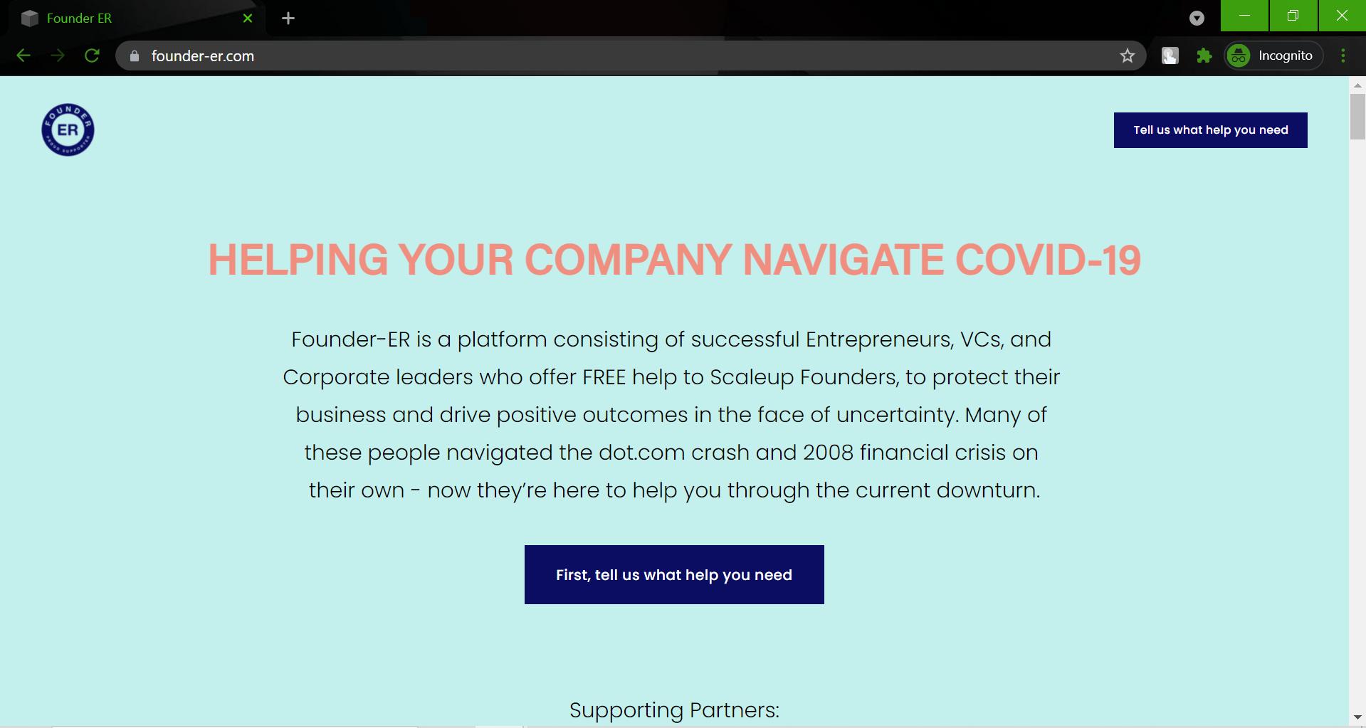 Hidden websites - founder-er.com