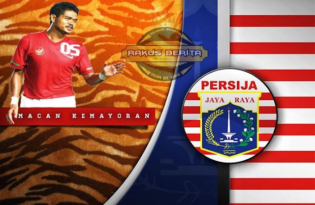 Persija Jakarta Pertahankan Macan-Macan Untuk ISL 2017