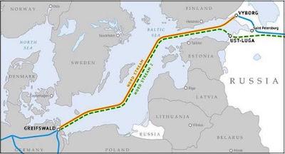 """Європарламент закликав зупинити будівництво """"Північного потоку-2"""""""