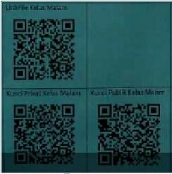 Gambar 1.1 QR code soal UAS