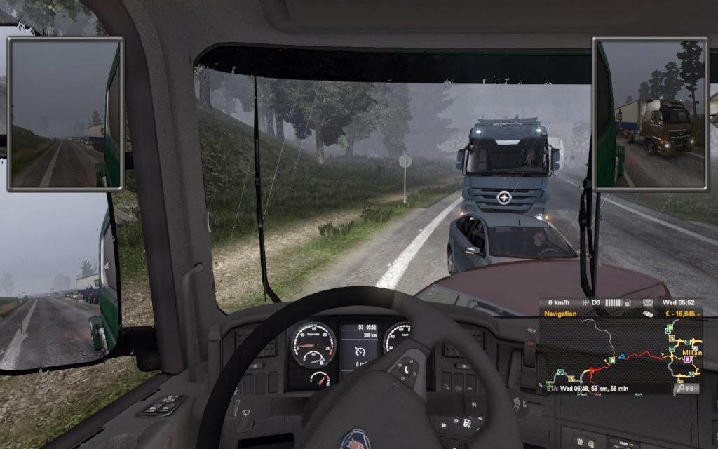 Download euro truck simulator full version crack.