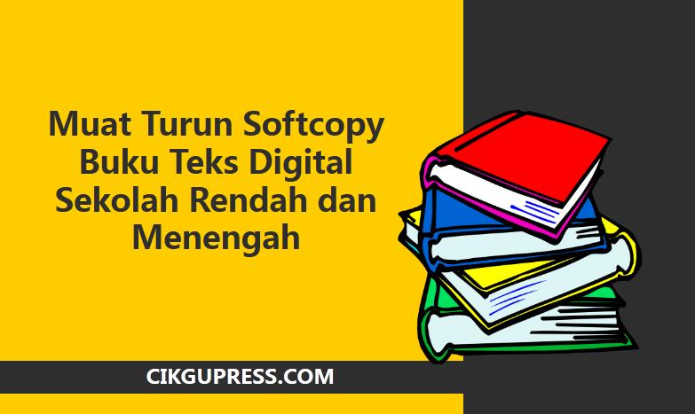 Muat Turun Softcopy Buku Teks Digital