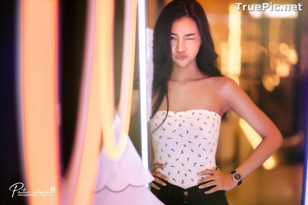 Image Thailand Model - Nenne Kanatsanan - Light A Burn - TruePic.net - Picture-7