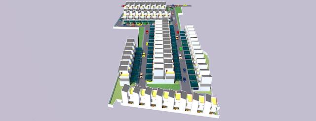 design site plan in autocad
