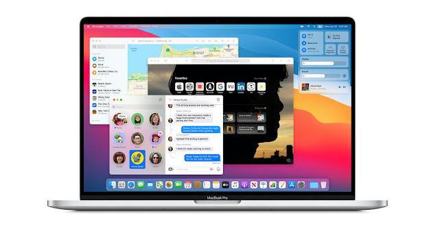 """أصدرت آبل """"تحديث دعم الجهاز"""" لنظام macOS Big Sur"""