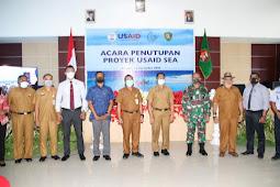 Pemprov Maluku dan USAID SEA Kerjasama Perkuat Sumber Daya Perikanan dan Kelautan