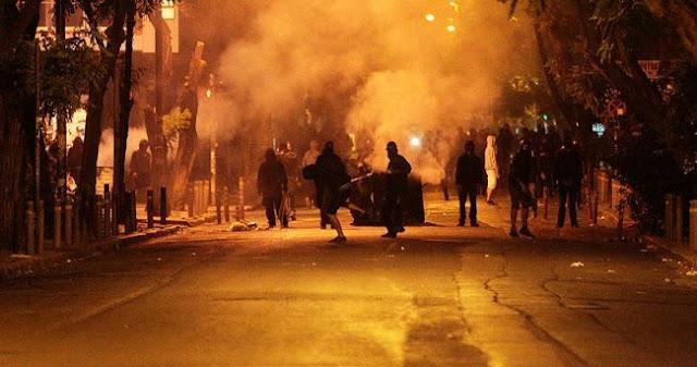 Ανομία και «πολιτική» βία