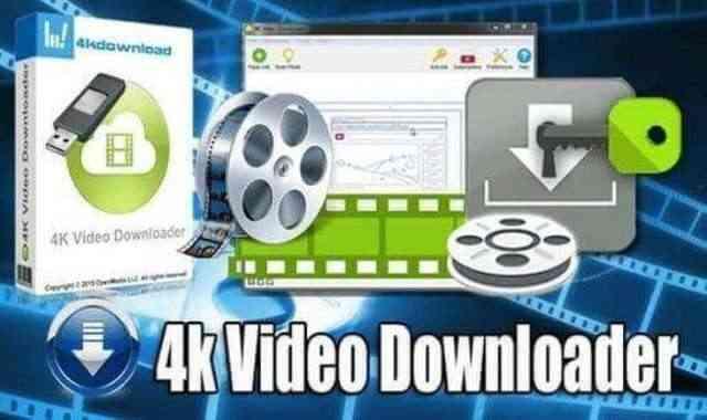 تحميل برنامج 4k Video Downloader Portable عملاق تحميل مقاطع الفيديو نسخة محمولة مفعلة