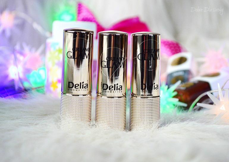 Kosmetyki do makijażu Delia Cosmetics - pomadka do ust