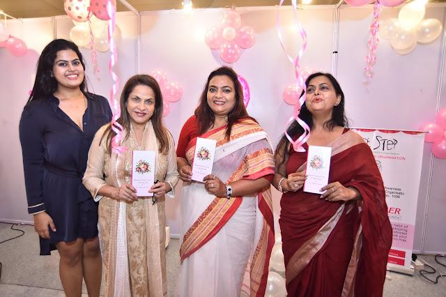 Aishwarya, Ramola Bachchan, Preeta Harit and Dr.Vineeta Kapoor