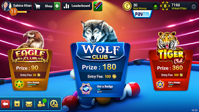 Earn-Paytm-Cash-pool-game