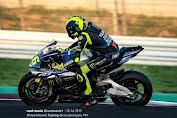 Pembalap MotoGP Luca Cadalora Justru Punya Pandangan Sendiri Tentang Masa Depan Valentino Rossi