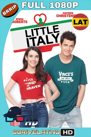 Little Italy (2018) BRRip 1080p Latino-Ingles MKV