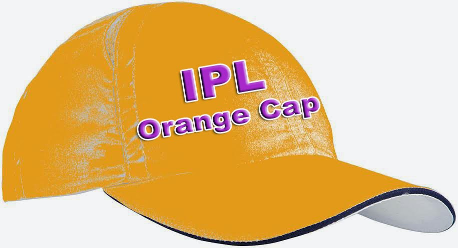IPL ORANGE CAP HOLDERS