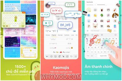 Facemoji Keyboard Mod APK 2020