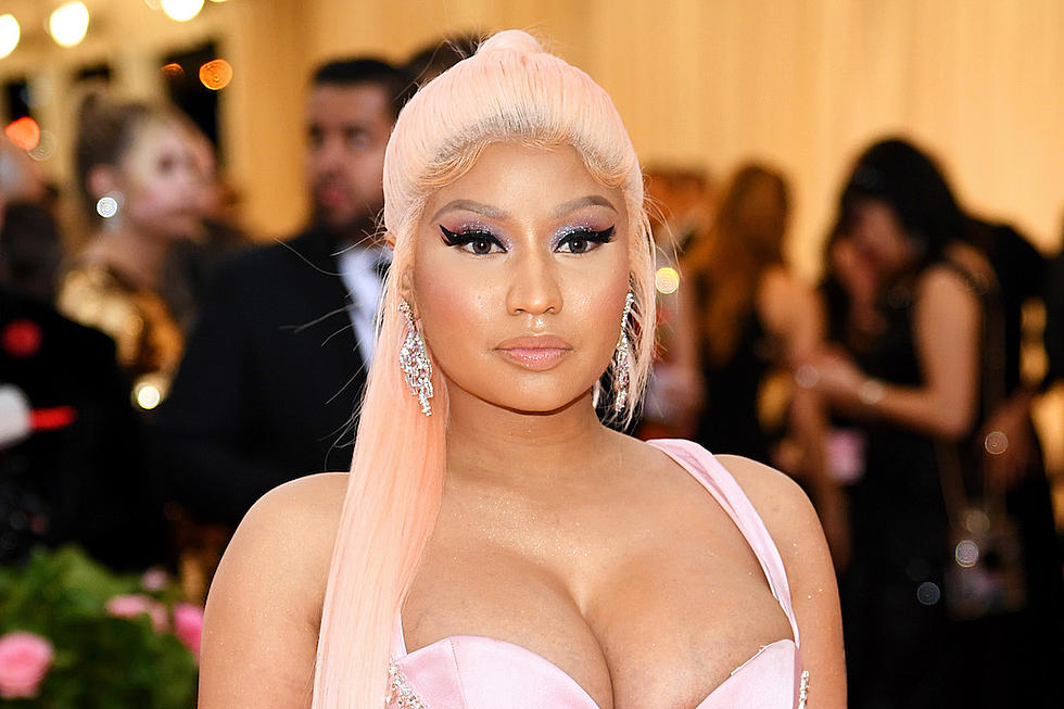 Nicki Minaj Says She's Retiring